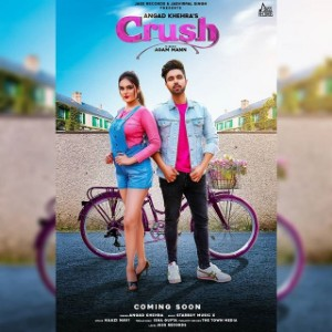 Crush by Angad Khehra Ringtone Download - Single